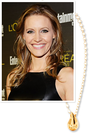 KaDee Strickland RAINN necklace