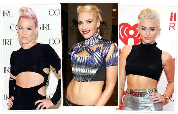 Gwen Stefani Pink