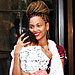 Blue Ivy&#039;s Custom Ruthie Davis Baby Sneakers