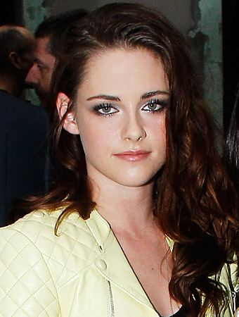 Kristen Stewart Smoky Eye