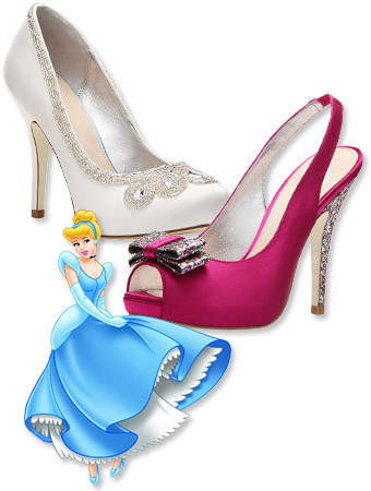 DSW Cinderella Shoes