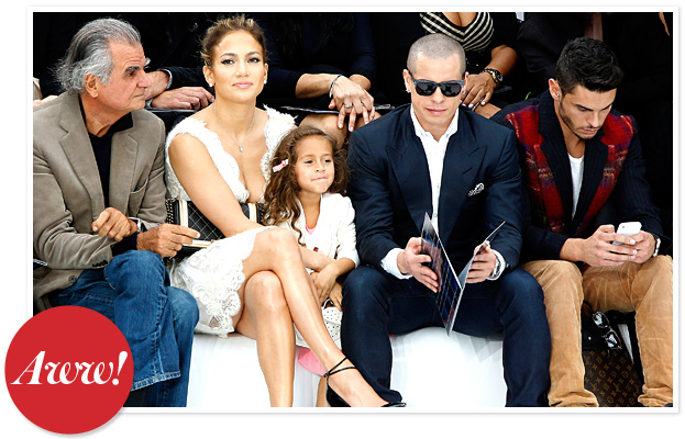 Jennifer Lopez Emme Chanel