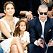 Jennifer Lopez's Daughter Emme Goes to Paris Fashion Week