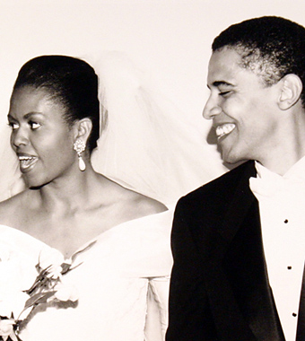 Obamas Wedding Anniversary