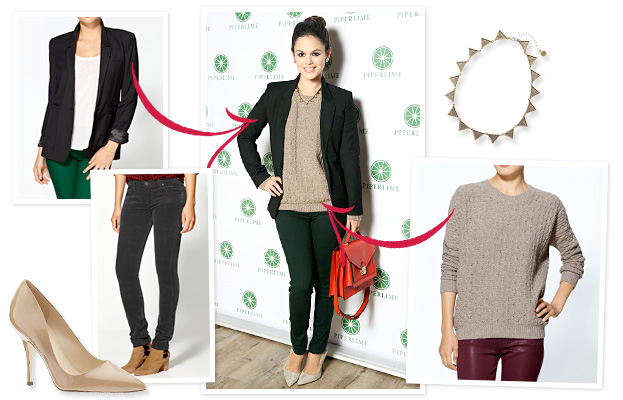 Shop Rachel Bilson&#039;s Look