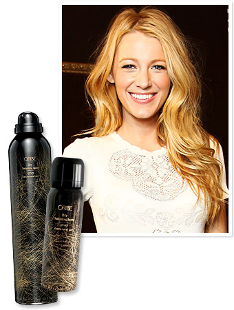 Blake Lively Hair