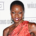 Found It! The Walking Dead's Danai Gurira's Oxblood Red Lip Color