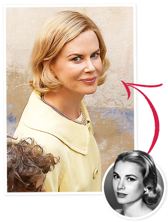 Nicole Kidman Grace Kelly