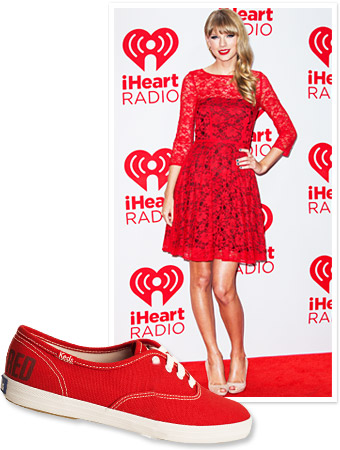 Taylor Swift Keds