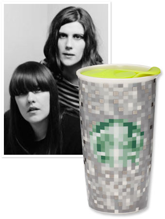 Starbucks and Rodarte