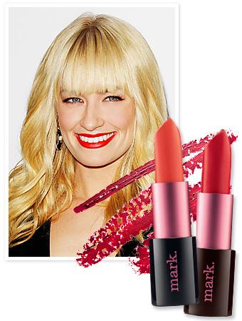 Beth Behrs Lipstick