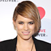 "Magic Mike Star Cody Horn's New Short Style: ""I Kept Going Up and Up and Up!"""