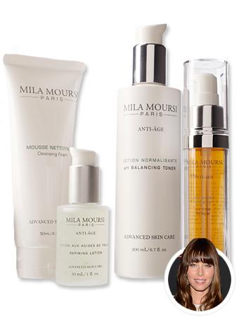 Mila Moursi Skin Jessica Biel