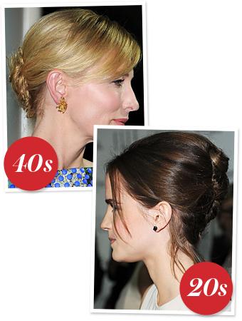 Cate Blanchett and Emma Watson