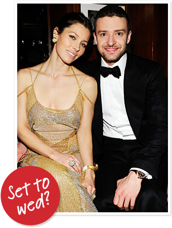 Justin Timberlake Jessica Biel Wedding