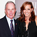 "Donna Karan Opens ""Connecting the Dots"" Exhibition; Honors Mayor Bloomberg"