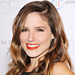 Sophia Bush Matches Lips and Nails