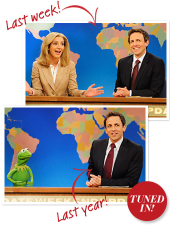 Seth Meyers Weekend Update