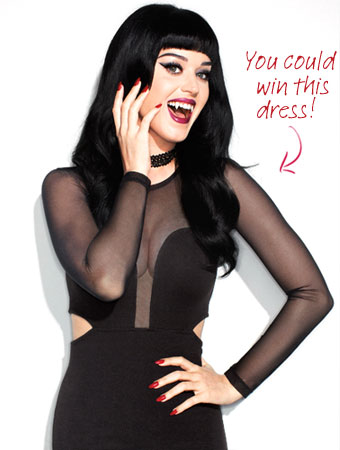Katy Perry dress giveaway