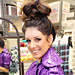 Halloween 2012: First Look at Shenae Grimes's Chris March-Designed Costume