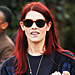 Ashley Greene's Bold Red Hair Color