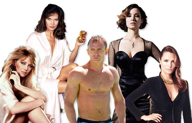 Bond Girls, Skyfall