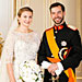 Princess Stephanie's Royal Wedding Dress: Elie Saab