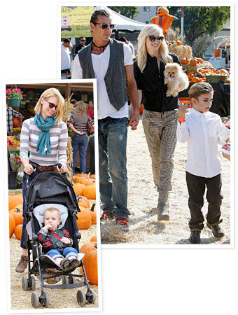 Celebrities Pumpkin Patch