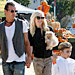 Pumpkin Patch Alert! More Celebrities Hunt for the Perfect Gourd