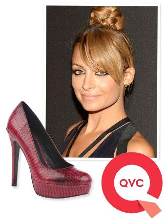 Qvc QVC's Shoes o...