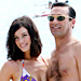 Jon Hamm in a Swimsuit! Mad Men Begins Filming Season 6 in Hawaii