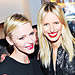 Princess Charlene and Karolina Kurvova: BFFs