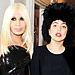 Versace Soho Boutique Opening Party: Jennifer Hudson, Lady Gaga, Alexa Chung