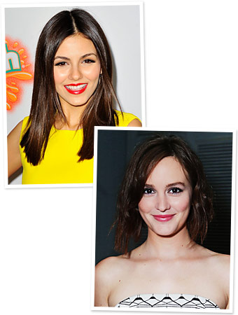 Leighton Meester - Victoria Justice