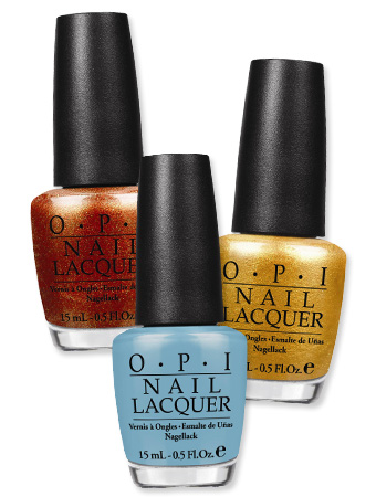 OPI Spring 2013 - Euro Centrale