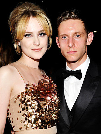 Evan Rachel Wood, Jamie Bell 
