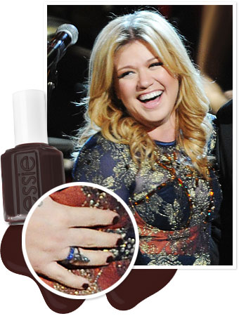 Kelly Clarkson Nail Polish