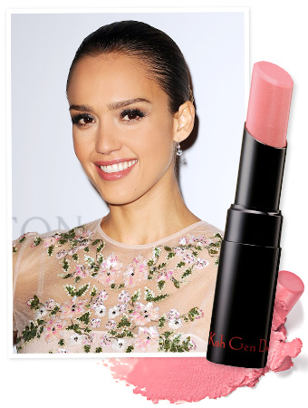 Jessica Alba Lipstick