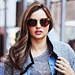 Miranda Kerr Winter Shorts: Would You Try This Look?