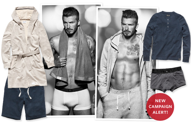 David Beckham H&amp;M