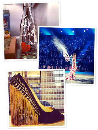 DVF, Victoria&#039;s Secret, Brian Atwood