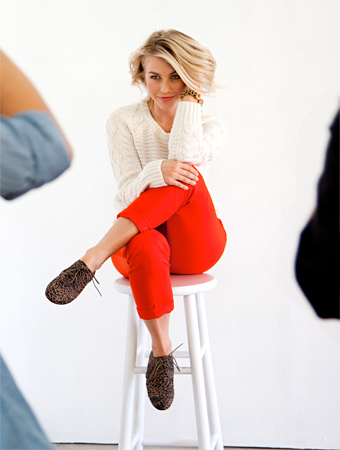 Julianne Hough Sole Society