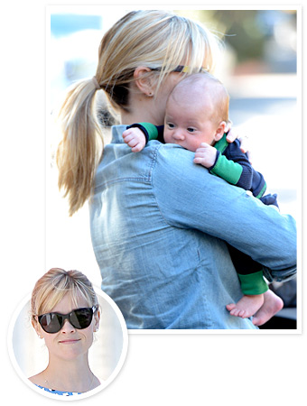 Reese Witherspoon Tennessee James