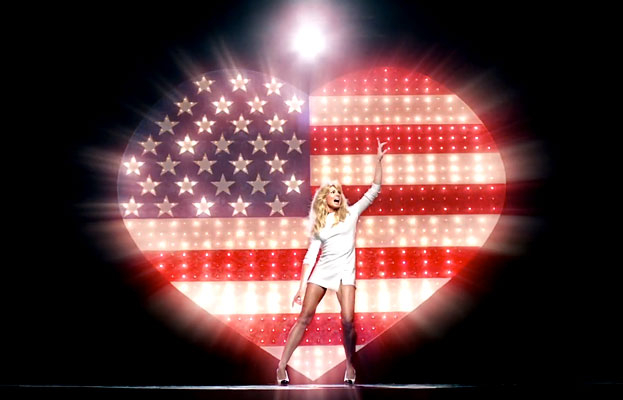 Faith Hill American Heart