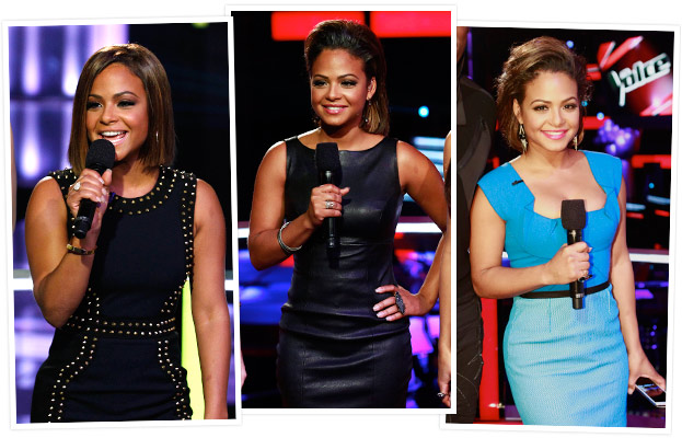 Christina Milian on The Voice