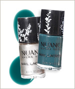 Salma Hayek - Nuance Beauty - Nail Polish