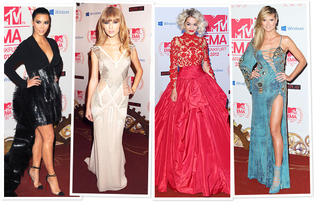 2012 MTV EMAs