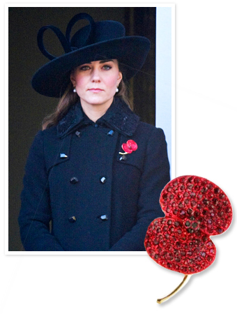 Kate Middleton Brooch