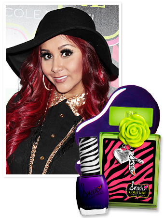 Snooki Fragrance - Snooki Red Hair