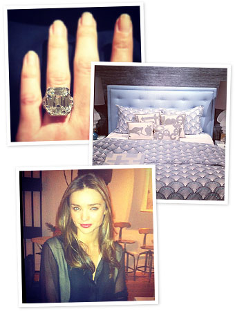 Van Cleef &amp; Arpels, Jonathan Adler, Miranda Kerr